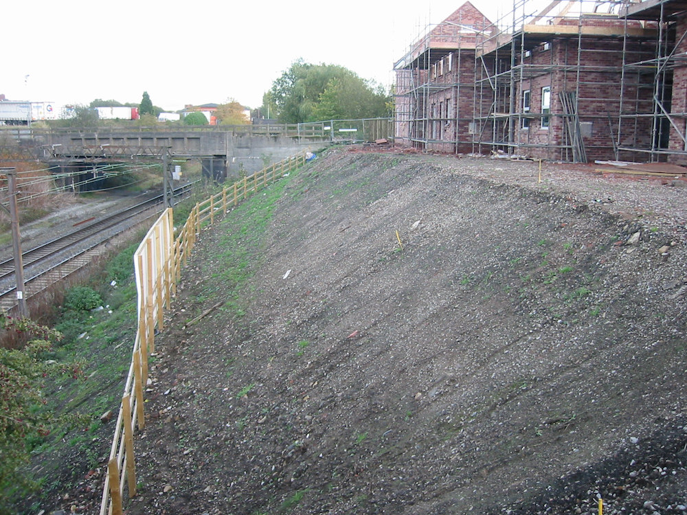 Slope Stability Analysis (Proposed) in Audenshaw, Greater Manchester