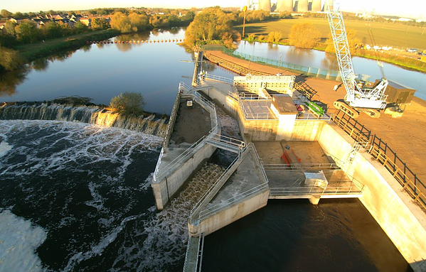 Knottingley Hydropower Station, West Yorkshire 1