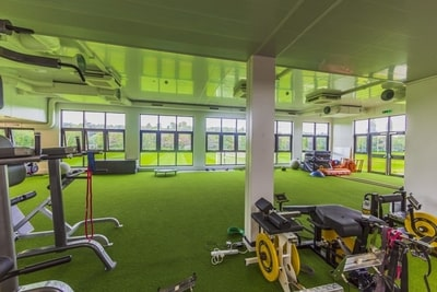 Sub Surface - Wolves FC Training Ground Extension (Gym)