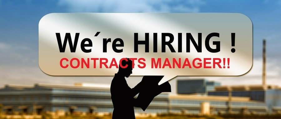 Contracts Manager Job Position
